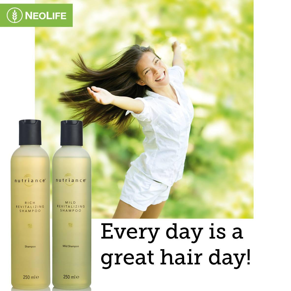 #mild #hair Shampoo #nutriance Neolife #contattineolife